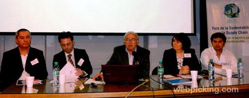 Panel Tentori, Herrera, Tesler, Bertini y Goya
